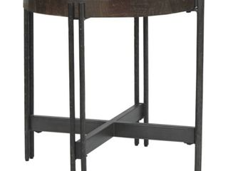 Jillenhurst Round End Table  Retail 199 99