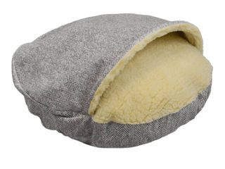 Snoozer Premium Micro Suede Cozy Cave Palmer Pet Bed  Retail 125 99