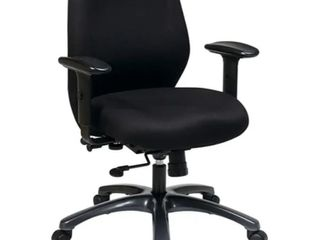 24 Hour Ergonomic Chair with 2 to 1 Synchro Tilt