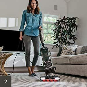 Shark DuoClean with Zero M Self Cleaning Brushroll lift Away Pro Upright Vacuum