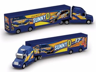 Ricky Stenhouse 2019 Sunny D Collector Rig