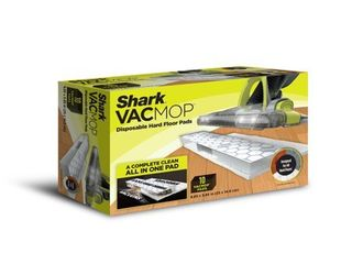Shark VACMOP Disposal Hard Floor Vacuum and Mop Pad Refills   10ct