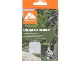 Ozark Trail Emergency Camping Blanket