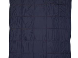 Slumberjack Elk Creek Insulated Indoor Outdoor Quilt  Indigo