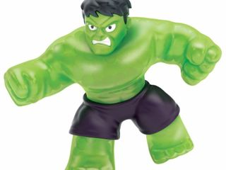 Heroes of Goo Jit Zu Marvel Hero Pack   Hulk