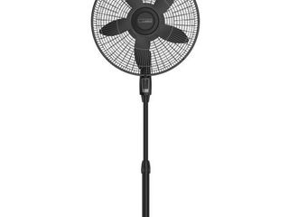 lasko 18  Remote Control large Room Pedestal 4 Speed Fan  Model S18605