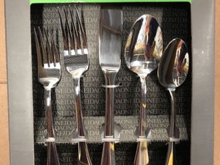 Oneida Surge 45 Piece Stainless Steel Set Service for 8 H077045A