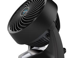 Vornado 7 Inch Diameter 293 CFM 3 Speed Table Fan with Vortex Circulation
