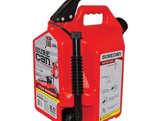 Surecan 5 Gallon Gas Can