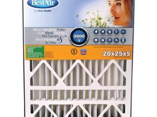 BestAir Extreme Allergens  Pollen   Dander Air Cleaning Filter For Trion Air Bear