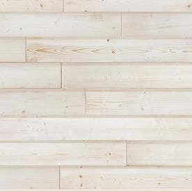 Design Innovations Reclaimed Ship lap 10 5 sq ft Sun Bleached Wood Shiplap Wall Plank Kit