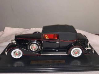 Anson Prestige 1 18 Scale 1934 Packard location Spare