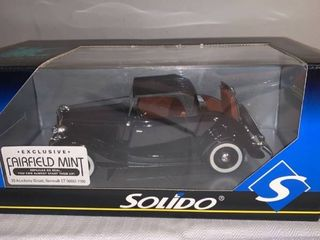Solido 1 18 Scale 1934 Ford Roadster location Spare