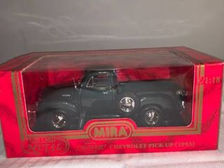 Mira 1 18 Scale 1953 Chevrolet Pickup location Spare
