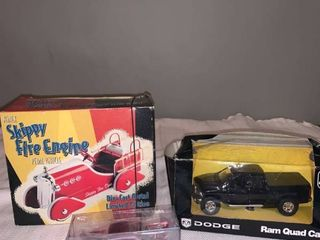 Xonex Skippy Fire Engine and More location Spare