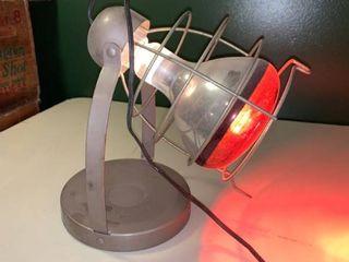 Vintage Sears Kenmore Sun lamp location 2B