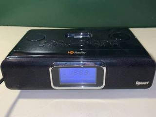 Gigaware HD Radio Receiver With IPod Dock Works location 2A