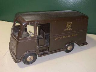 Vintage Plastic UPS Truck location 1D