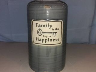 Chick Ceramic Family Jar