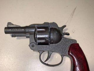 Vintage Crescent Toys S Agent Cap Gun location 1D