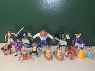 lot of Vintage Disney Toys location Bar