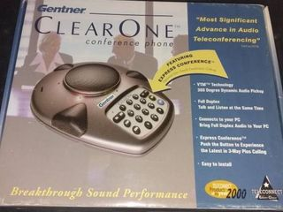 Gentner Clear One Conference Phone