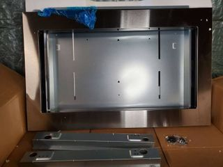 Microwave Stainless Steel Face Cover Kit