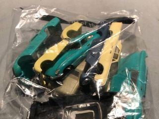 lot of 8 Toy Car Covers location Shelf 3