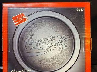 COCA COlA 13  Platter
