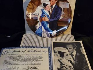 Gone with the Wind Collectors Plate