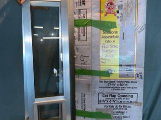 Modular Pet Patio Door location Shelf 3