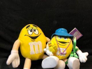 M Ms Easter Mini Seasonal Plushies with Tag location Shelf 4