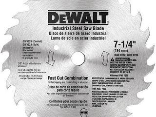 7 1 4 STEEl COMBO SAW BlD