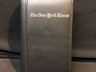 The New York Times Touch Scren Crossword Puzzle Deluxe Edition location Shelf 4