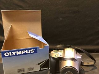 Olympus Handheld Camera IS 20 DlX Not Tested location Shelf 4