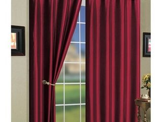 Grommet Top Window Curtain Panel Pair   55 x 84