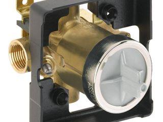 Delta 5 8 in ID PEX 5 8 in OD PEX Brass Diverter Valve