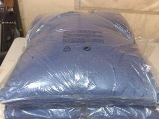 Nice Blue 2 Piece Cushion Set