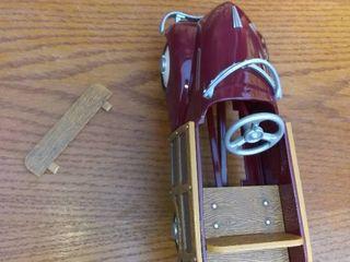 Hallmark Kiddie Car Classics 1939 Ford Station Wagon   By Garton   Qhg9034