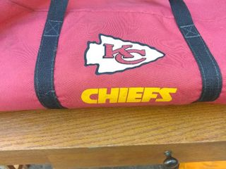 Nice Chiefs Tailgating Tent