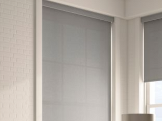 levolor Trim go 55  Oyster Grey Cordless Roller Shade  54 5 x 72 in