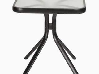 Garden Treasures Pelham Bay Square End Table 18 in W X 18 in l Fts00755a 1099820