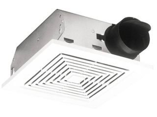 Broan 688 Bathroom Exhaust Fan With Duct  MISSING PARTS