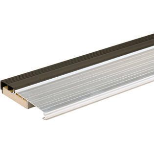M D Building Products 78691 1 1 8 Inch by 5 3 4 Inch   36 Inch TH397 Fixed Vinyl Sill Inswing  Aluminum Mil   Not Inspected