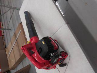 craftsman leaf blower  PUll STRING DAMAGED  APPEARS USED