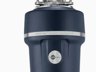 Insinkerator Food waste disposer Space Saver XP 1   Not Inspected  3 4 HP    See Pics For Details