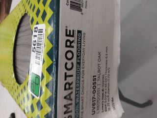 smartcore uv617 00551 talbot oak 18 35 sq ft