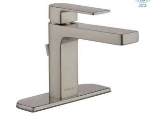 Peerless Xander Single Handle Bathroom Faucet in Brushed Nickel P1519lF BN
