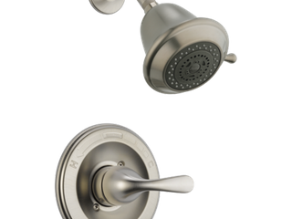 Delta Faucet T13220 SSSHC Monitor 13 Series Shower Trim  Stainless   Not Inspected