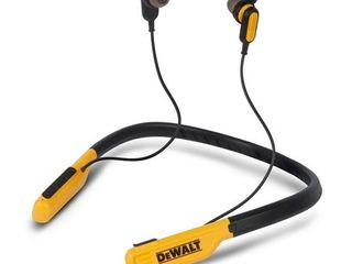 Dewalt 190 2091 DW2 Jobsite Pro Wireless Earphones   Not Inspected